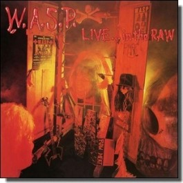 Live... In the Raw [CD]