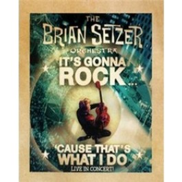 It's Gonna Rock 'Cause That's What I Do [Blu-ray]