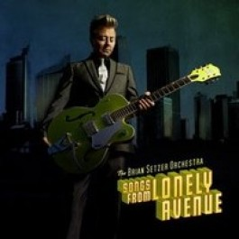 Songs from Lonely Avenue [CD]