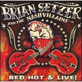 Red Hot & Live! [CD]