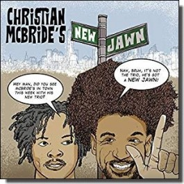 Christian McBride's New Jawn [CD]