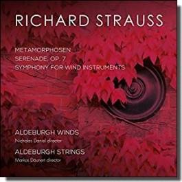 Metamorphosen | Serenade Op. 7 | Symphony for Wind Instruments [CD]