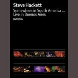 Somewhere in South America: Live in Buenos Aires [DVD+2CD]