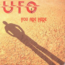 You Are Here [CD]