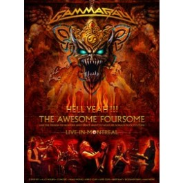 Hell Yeah: The Awesome Foursome: Live in Montreal [2DVD]
