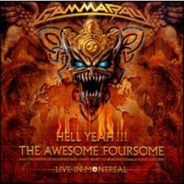 Hell Yeah: The Awesome Foursome: Live in Montreal [2CD]