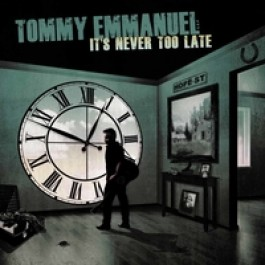 It's Never Too Late [CD]