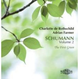 Schumann Vol. 2: The First Green [CD]