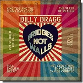Bridges Not Walls EP [CD]