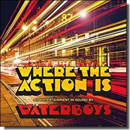 Where the Action Is [CD]
