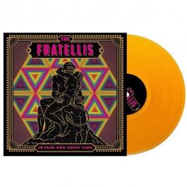 In Your Own Sweet Time [Orange Vinyl] [LP]