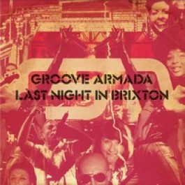 Last Night In Brixton [CD]