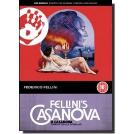 Fellini's Casanova | Il Casanova di Federico Fellini [DVD]