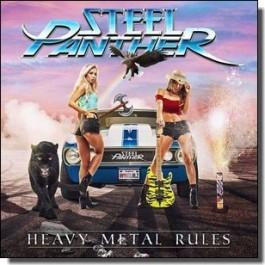 Heavy Metal Rules [CD]