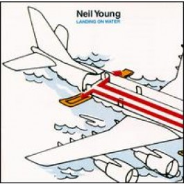 Landing on Water [CD]