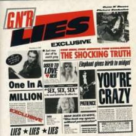 G N'R Lies [CD]