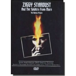 Ziggy Stardust and the Spiders from Mars - The Motion Picture [DVD]