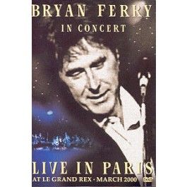 Live In Paris 2000 [DVD]