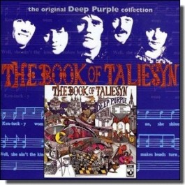 The Book of Taliesyn [CD]
