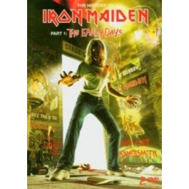 The History of Iron Maiden - Part 1: The Early Days [2DVD]