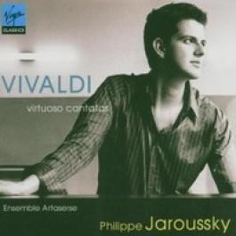 Vivaldi - Virtuoso Cantatas [CD]