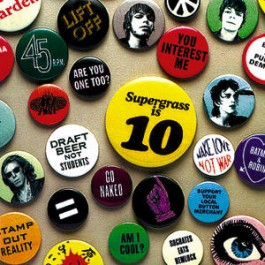 Supergrass Is 10: Best of 1994-2004 [CD]