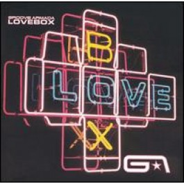 Lovebox [CD]