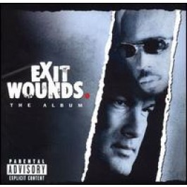 Exit Wounds [CD]