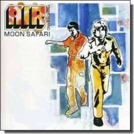 Moon Safari [CD]