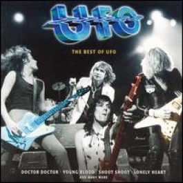 The Best of UFO [CD]
