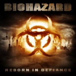 Reborn In Defiance [CD]