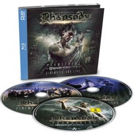 Prometheus: The Dolby Atmos Experience and Cinematic and Live [Digibook Edition] [2CD+Blu-ray Audio]