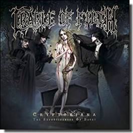 Cryptoriana - The Seductiveness of Decay [CD]