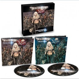 Forever Warriors, Forever United [Limited Edition Digipack] [2CD]