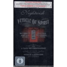 Vehicle of Spirit [3DVD]