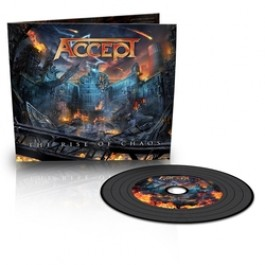The Rise of Chaos [Digipak Edition] [CD]