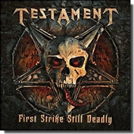 First Strike Still Deadly [Limited Digipak] [CD]