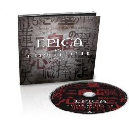Epica vs. Attack On Titan Songs [Digipack] [CD]