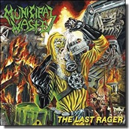 The Last Rager EP [CD]