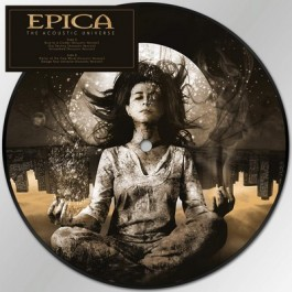 The Acoustic Universe [Picture Disc Edition] [LP]