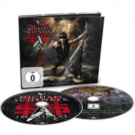 Immortal [Limited Digipak] [CD+ Blu-ray]