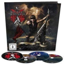 Immortal [Earbook Edition] [3CD+ Blu-ray]