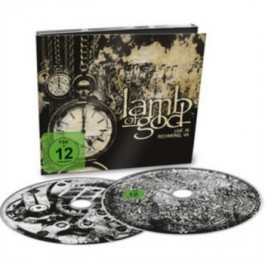 Lamb of God Live In Richmond, VA, 2020 [CD+DVD]