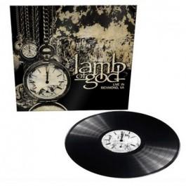 Lamb of God Live In Richmond, VA, 2020 [LP]