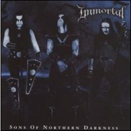 Sons of Northern Darkness [CD]