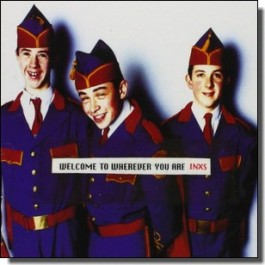 Welcome To Wherever You Are [CD]