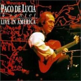 Live In America [CD]