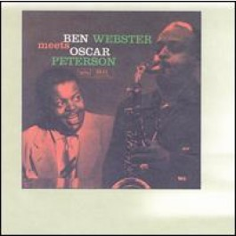 Ben Webster Meets Oscar Peterson [CD]