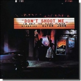 Don't Shoot Me I'm Only the Piano Player [CD]