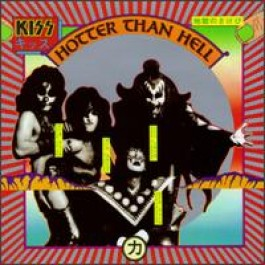 Hotter Than Hell [CD]